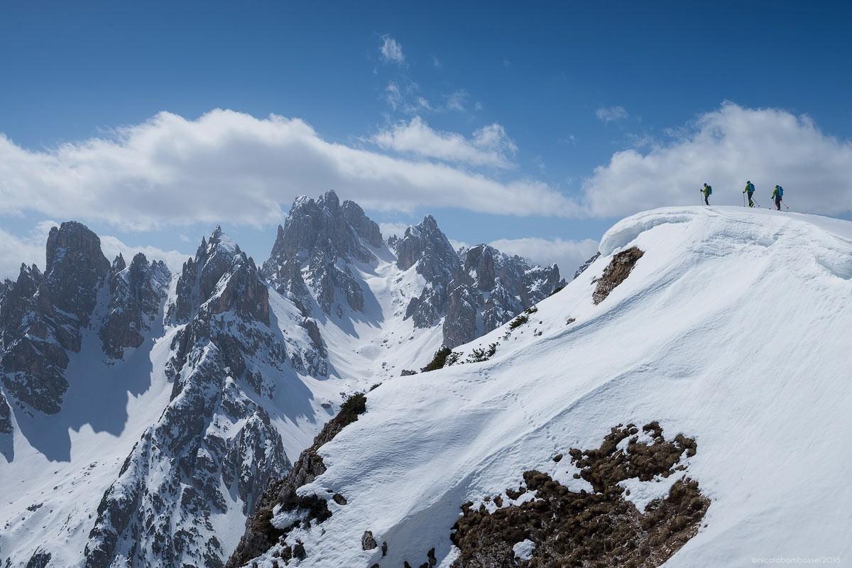 Tre Cime Snow | Percorsi per ciaspe, slittino, scialpinismo - Tre Cime Dolomiti | Auronzo di Cadore (BL)